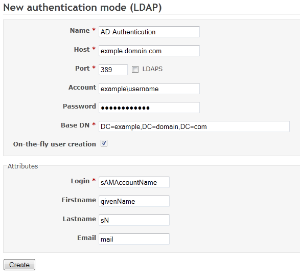 LDAP | Technical Blogging of the Fuzzy IT Kind